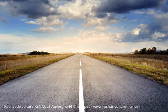 Reprise auto Auvergne-Rhône-Alpes Renault