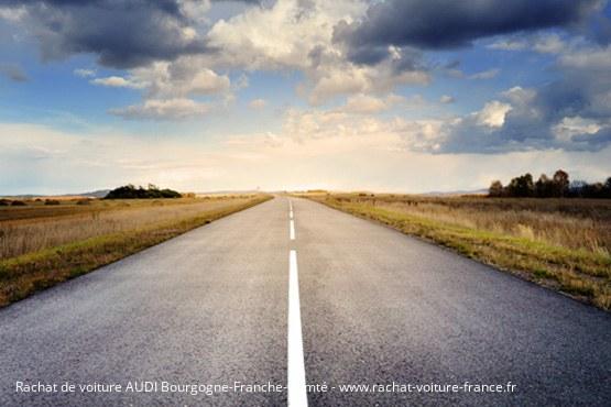 Reprise auto Bourgogne-Franche-Comté Audi