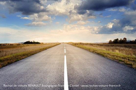 Reprise auto Bourgogne-Franche-Comté Renault